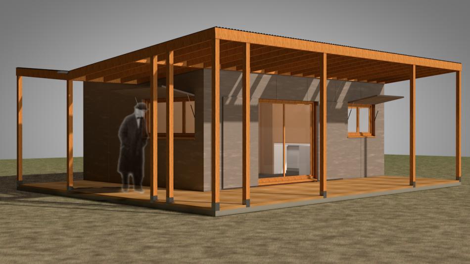 kiosque de parc en bois erp modulaire en bois kiosque bois. Black Bedroom Furniture Sets. Home Design Ideas